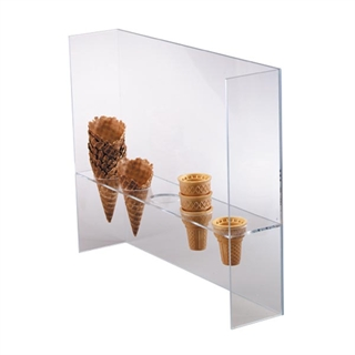 CSG-5L Countertop ice cream cone stand