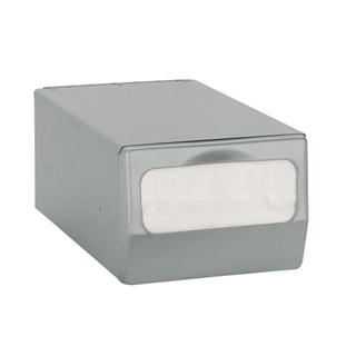 CT-FULL-BS Countertop napkin dispenser