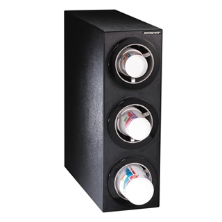 CTC-S-3BT Countertop cup dispensing cabinet