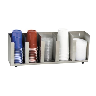 CTLD-22 Countertop cup & lid organizer