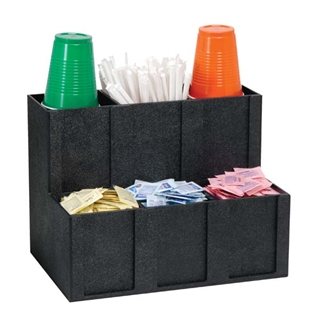 MCD-6BT Countertop multi-purpose organizer