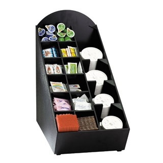 NLO-WVL Countertop multi-purpose organizer