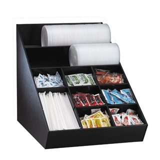WLO-1B Countertop multi-purpose organizer