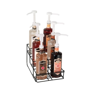 WR-BOTL-6 Countertop bottle holder